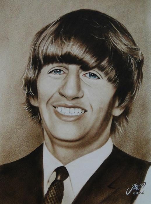 Ringo Starr par vovaroz